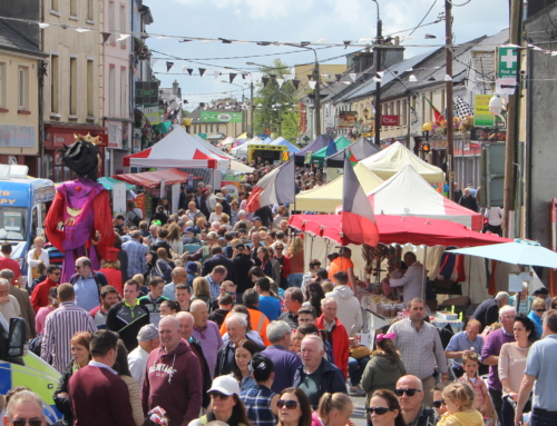 Sligo Volunteer Centre delighted to have been part of Tubbercurry Old Fair Day