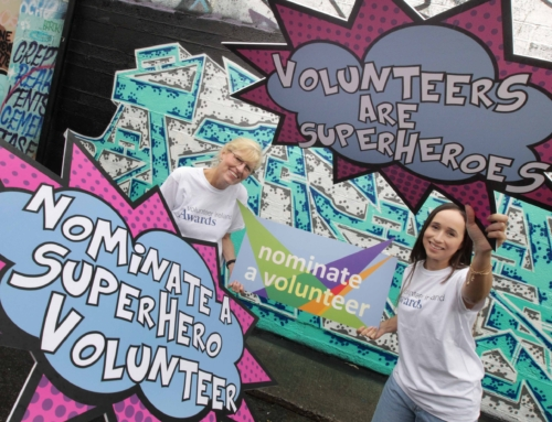 Do you know a volunteer superhero? Volunteer Ireland Awards needs to know!