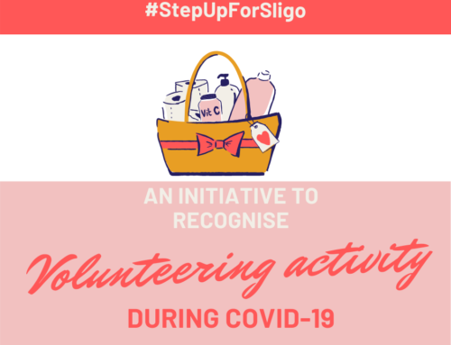 The #StepUpForSligo Volunteering Initiative