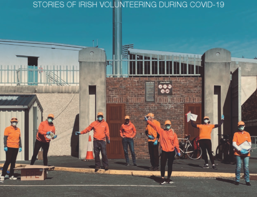 Collection of Stories of Volunteering During COVID-19 Launched
